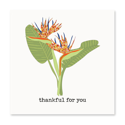 Set of 6- Thankful For You