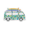 "3"" Surf Van Vinyl Sticker"