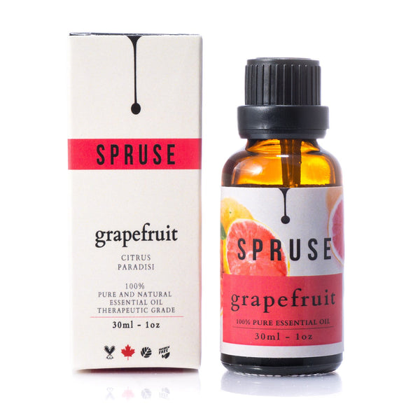 Grapefruit Essential Oil - Spruse Essentials