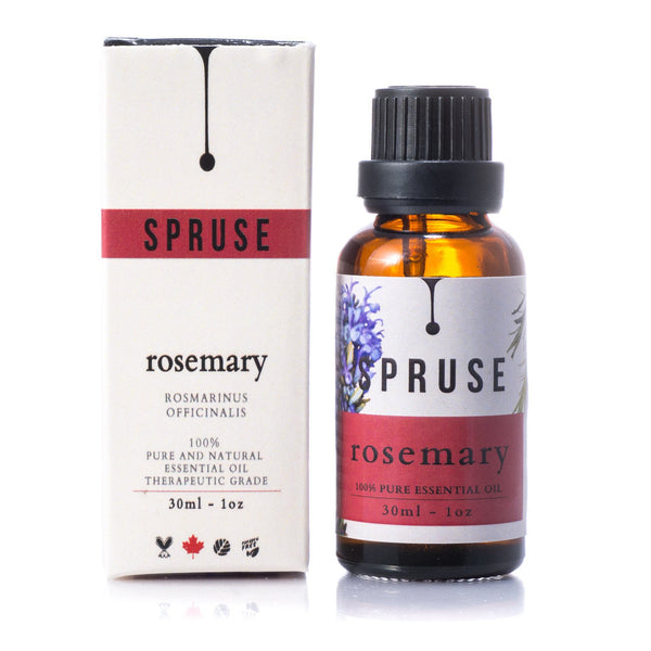 Rosemary Essential Oil - Spruse Essentials