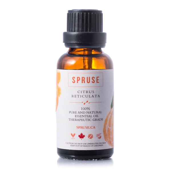Mandarin Essential Oil - Spruse Essentials