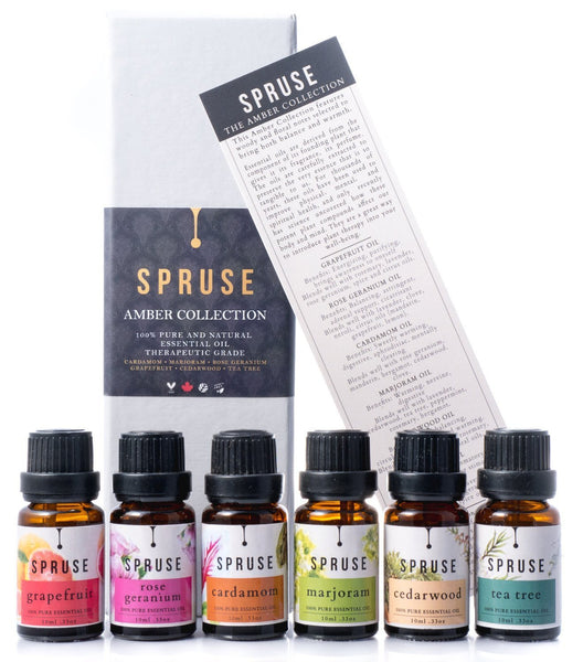 Amber Collection Set - Spruse Essentials