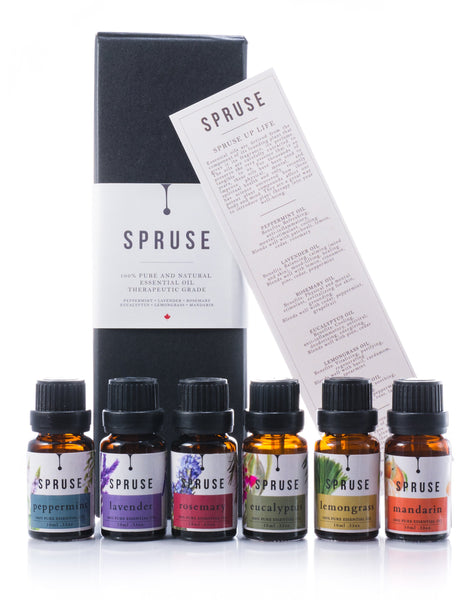 Basic Collection Set - Spruse Essentials