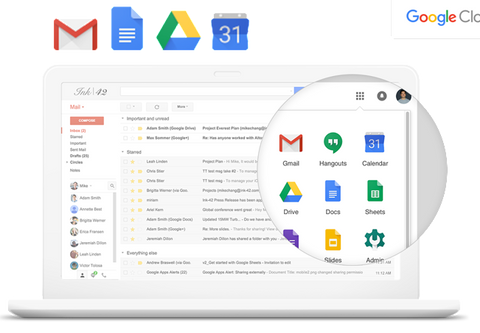 G Suite | by Google Cloud