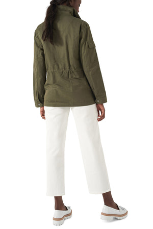 ABBY - Khaki Field Jacket