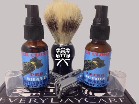 TRB EDC Shave products