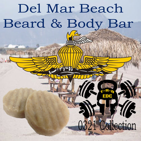 Beard & Body Bar - TRB EDC , {product_title],