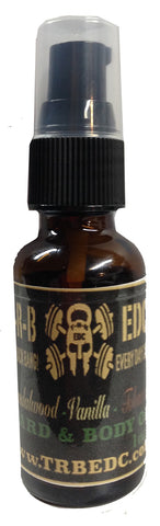 Beard & Body Oil - TRB EDC , {product_title],