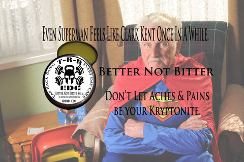 BetterNotBitter Pain Balm - TRB EDC , {product_title],