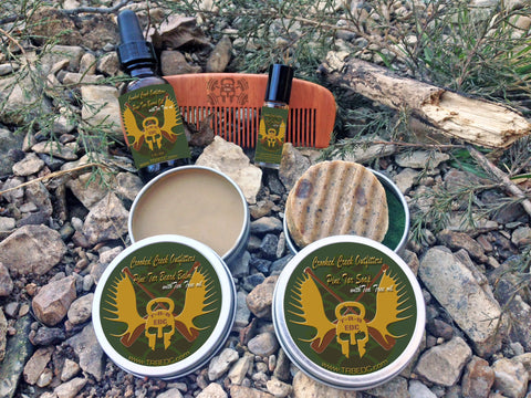 Crooked Creek Outfitters Beard Care Collection