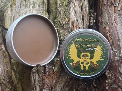 Crooked Creek Outfitters Pine Tar Beard Balm
