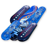 "Slick Bottom Foam 27"" Snow skate Snowboard"