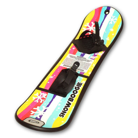 Kid's Wham-O Snow Boogie 95cm Beginner Snowboard - Winter Backyard