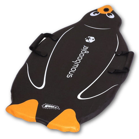 Arctic Slider Wham-O Snowboogie Penguin Foam Snow Sled - Winter Backyard