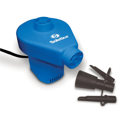 Solstice Lectro High Capacity 110V Electric Air Pump - Winter Backyard