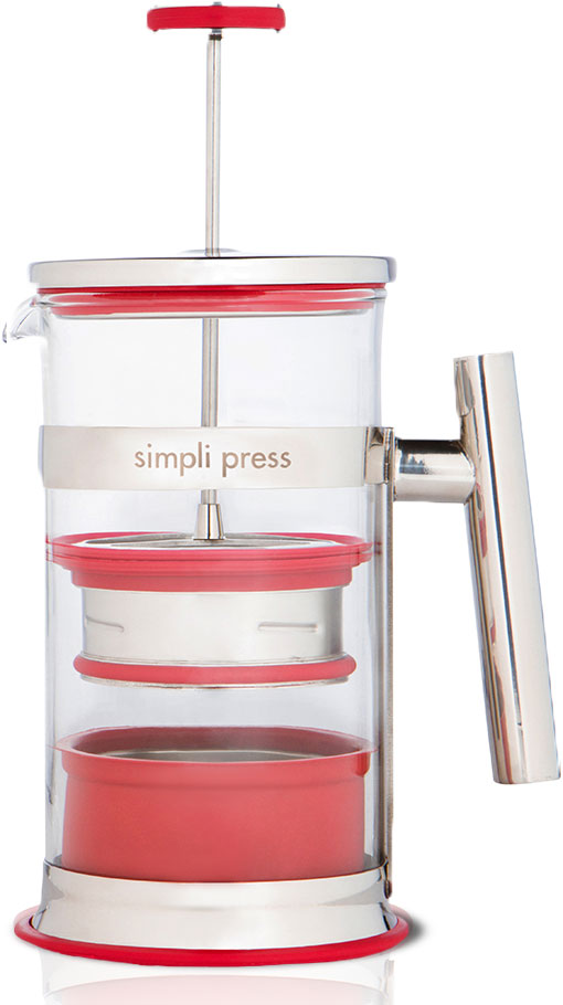 Simpli Press RED
