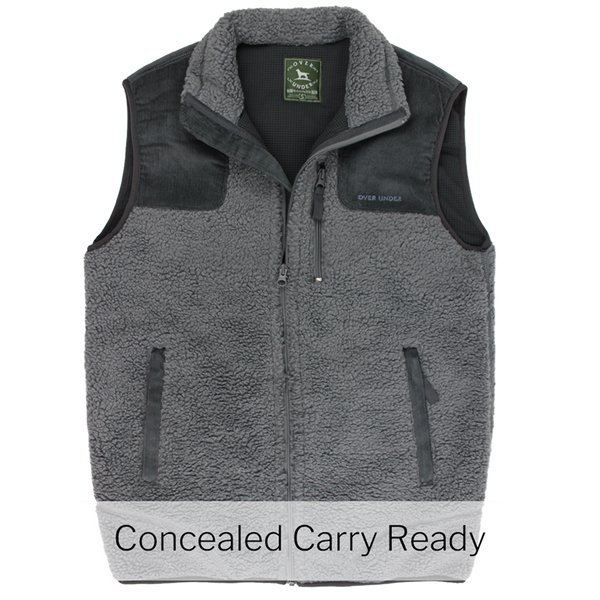 King's Canyon Vest Charcoal