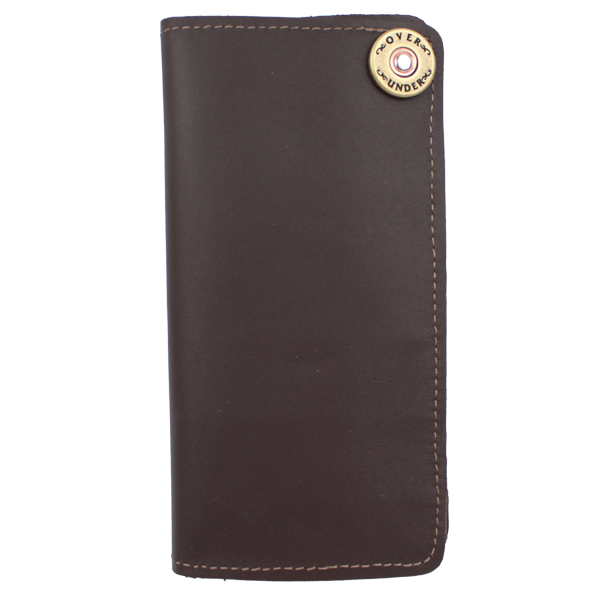 """The Traveler"" Checkbook Wallet"