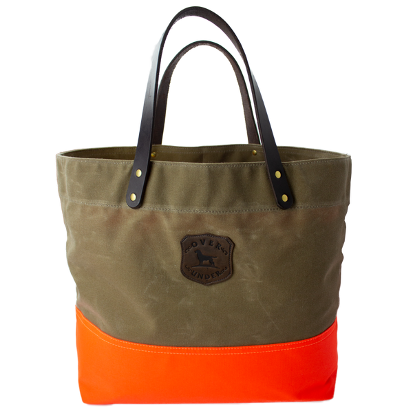 Chesapeake Bay Tote Blaze Orange