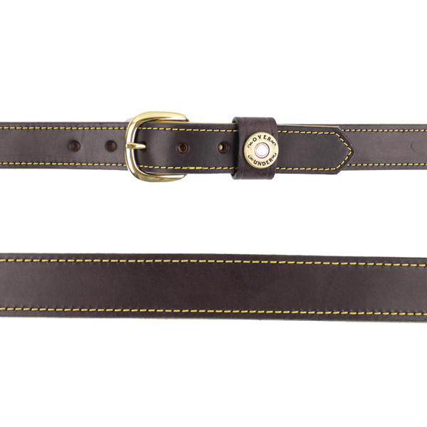 Deerskin Lined Belt