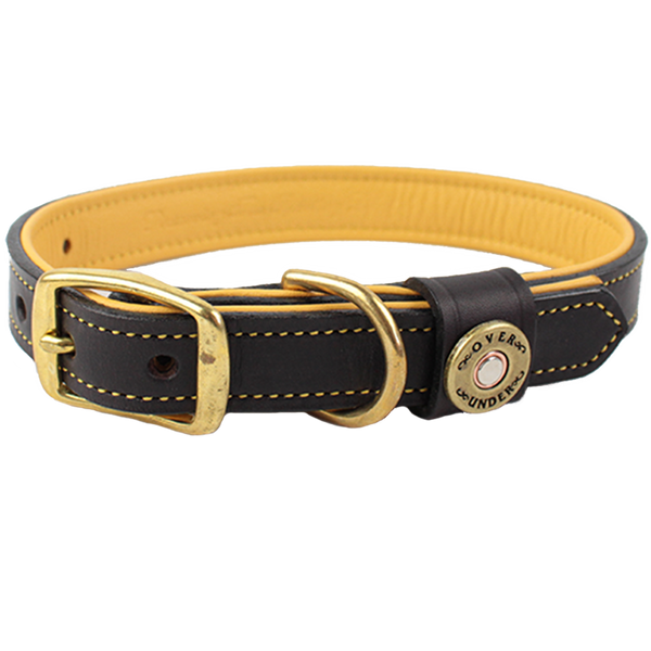 The Sunday Driver Deerskin Lined Collar