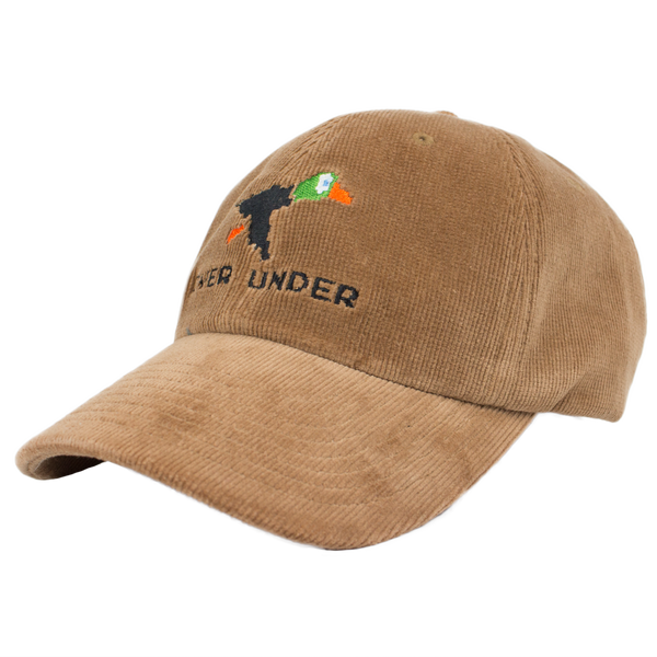 Duck Hunt Corduroy Cap