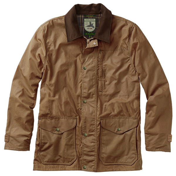 Waxed Briar Jacket Field Tan