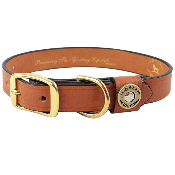 Finest in the Field Collar London Tan