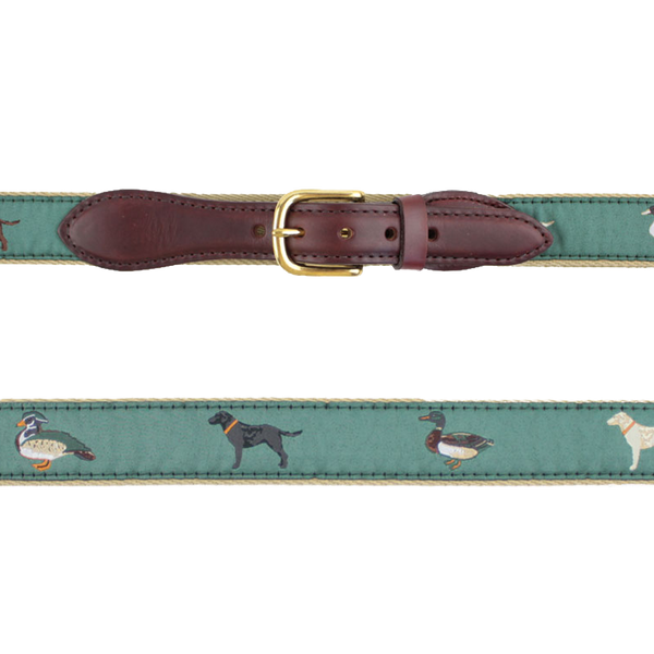 Youth Ribbon Belt - The Gang's All Here