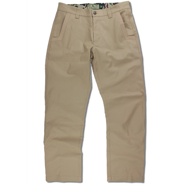 Hunt River Field Pant Khaki