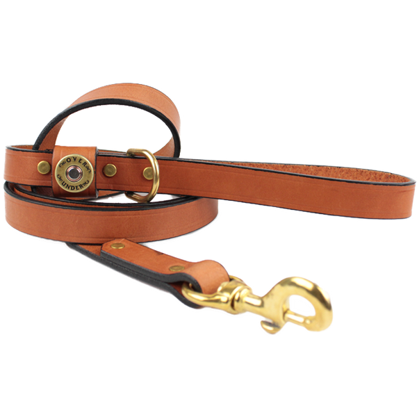 Finest in the Field Leash London Tan