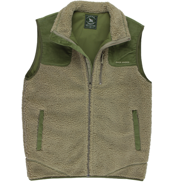King's Canyon Vest Moss