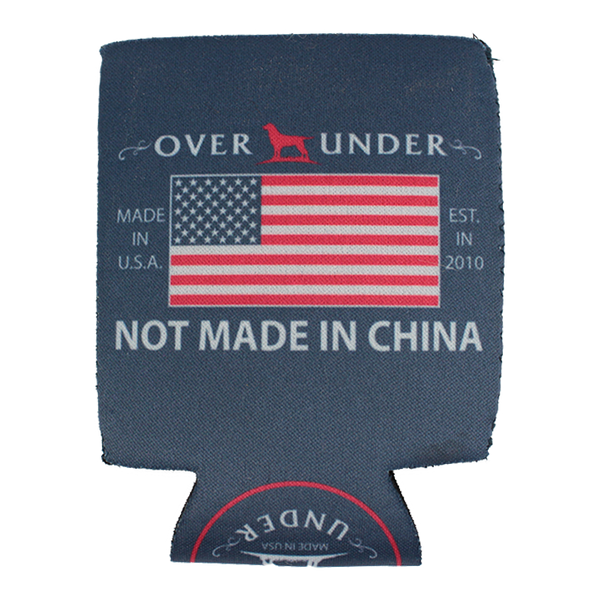 Not Made in China Can Cooler