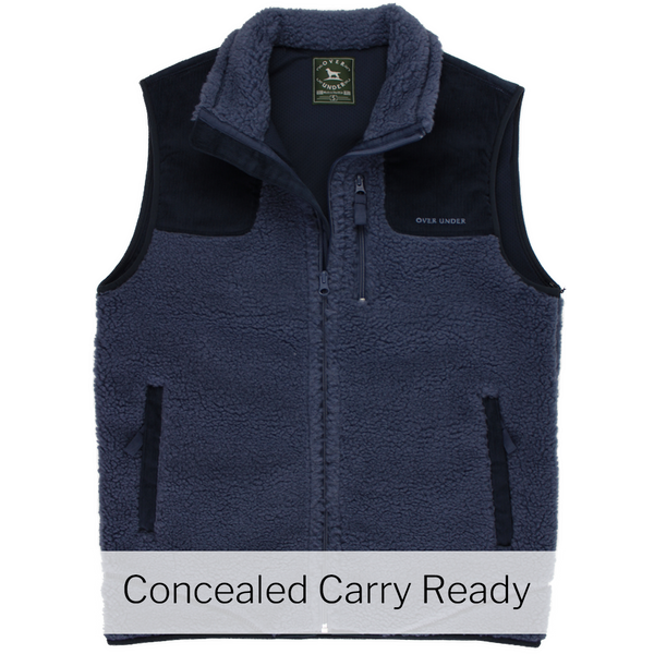 King's Canyon Vest Navy
