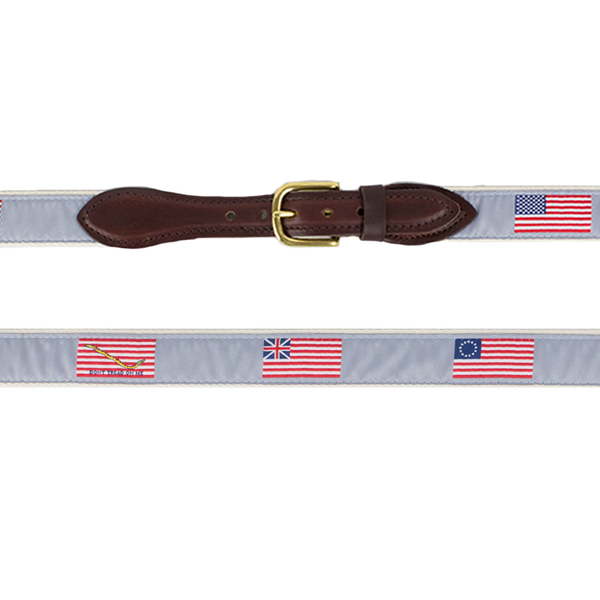 Progression of Freedom Ribbon Belt