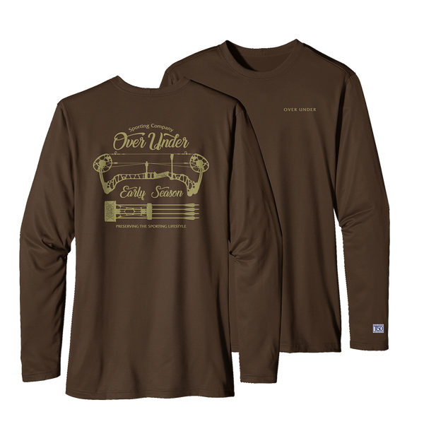 L/S Timber Tech Early Season Bark Brown