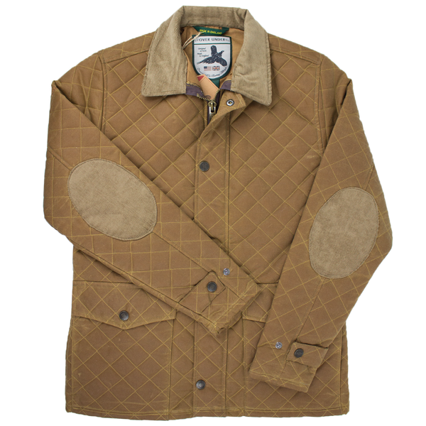 The Whitby Jacket Field Tan