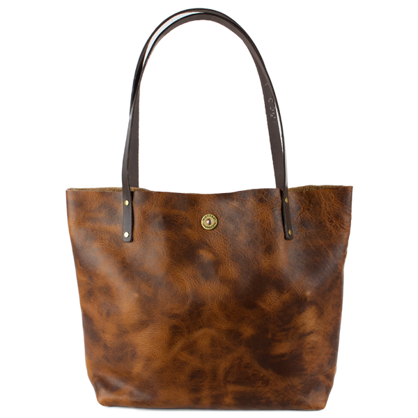 The Pioneer Bison Tote