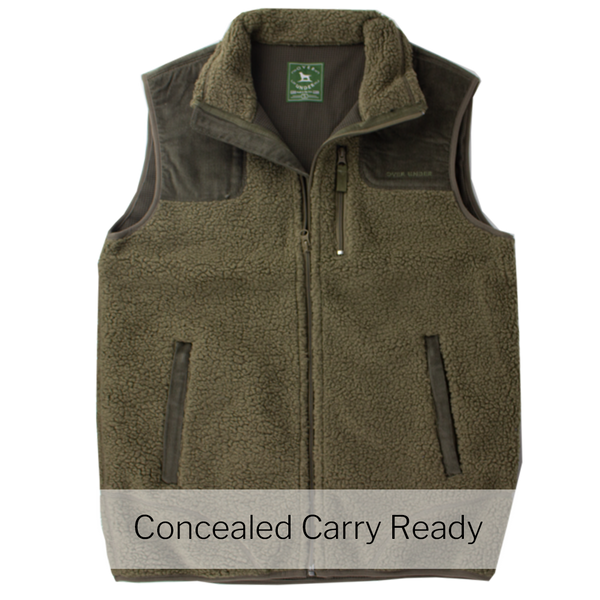 King's Canyon Vest Timber