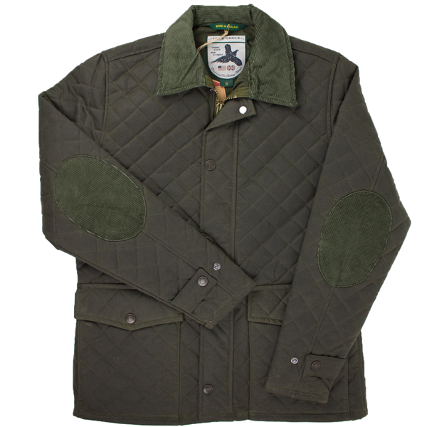 The Whitby Jacket Olive
