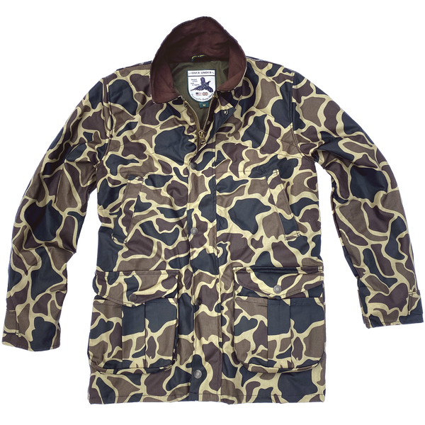Wingmaster Duck Camo Field Jacket
