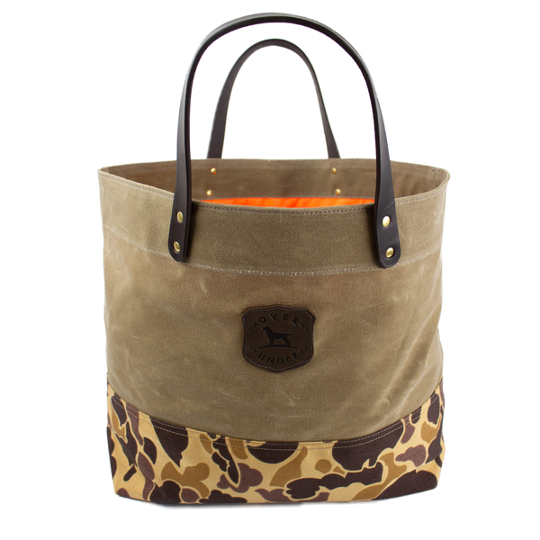 Chesapeake Bay Tote Duck Camo