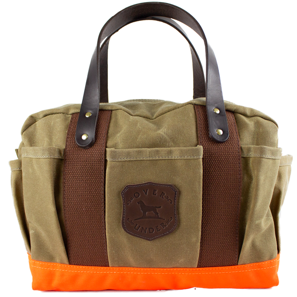 Sportsman's Gear Bag Field Tan/Blaze Orange