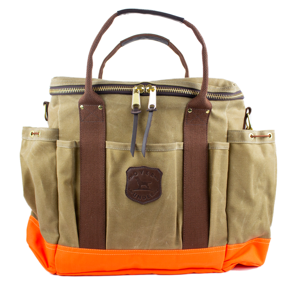 Great Basin Cooler Field Tan/Blaze Orange
