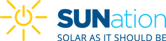 SUNation Solar Systems Logo