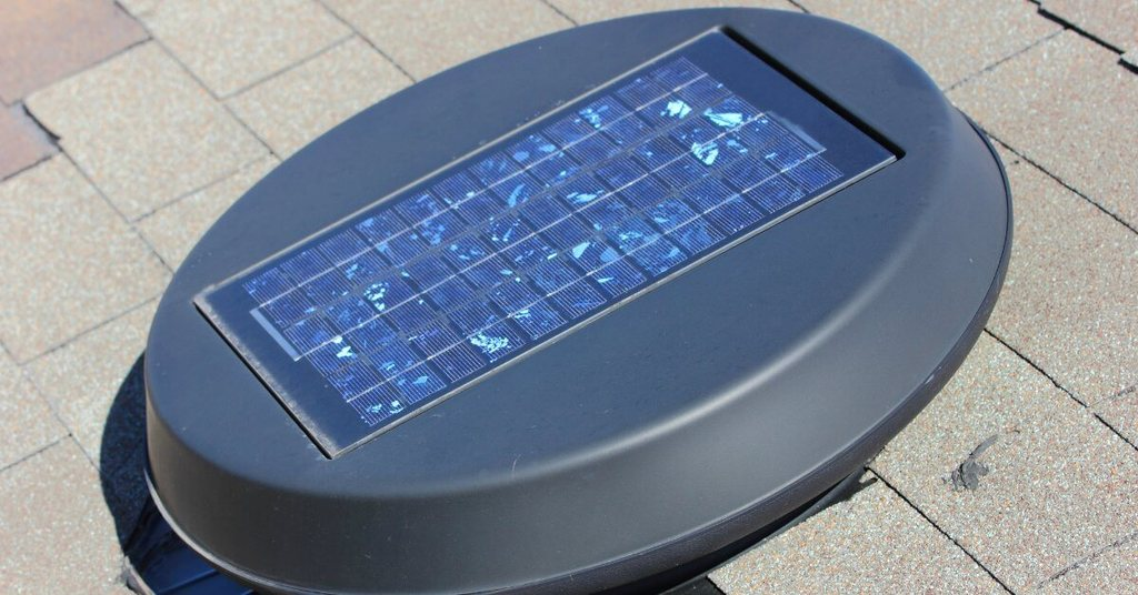 Solar Attic Fan Benefits For Your Home Solartech Direct