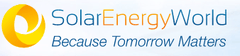 Solar Energy World Logo