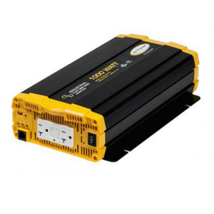 Go Power 1000W Industrial Pure Sine Wave Inverter - 12V