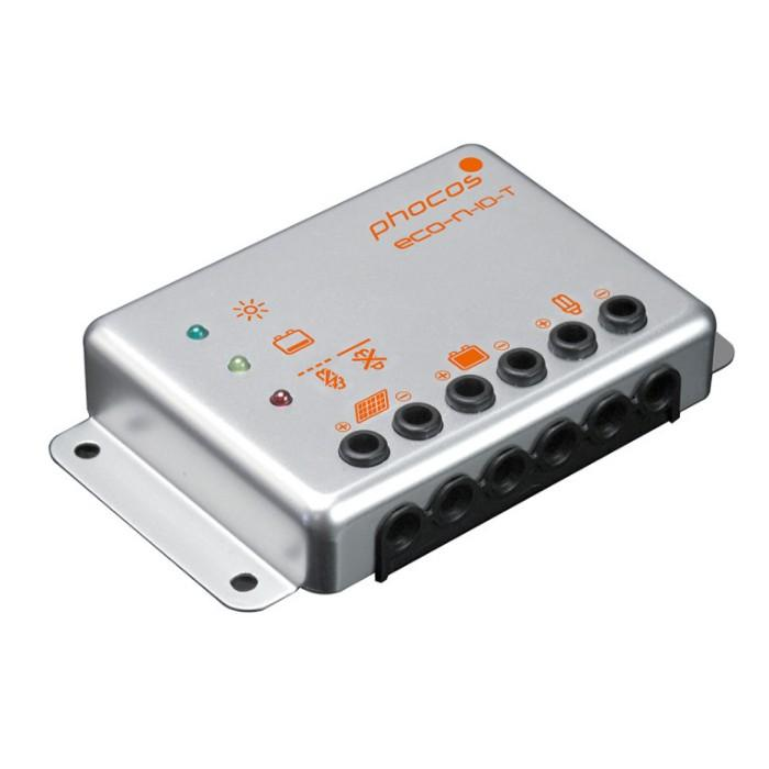 10-20 Amps PWM Charge Controller from Phocos ECO-N--T Series