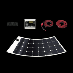 Zamp Solar 100-Watt Flexible Panel Kit